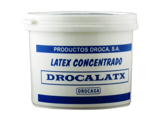 Latex concentrado