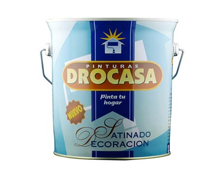 Drocasa Satinado Decoración